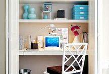 Office meets guest bedroom