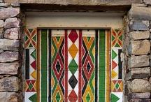 Coleccionando puertas::