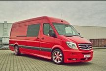 Mercedes Sprinter / by Redaktion Mercedes-Fans