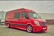 Mercedes Sprinter / by Redaktion Mercedes-Fans