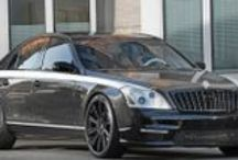 Maybach / by Redaktion Mercedes-Fans