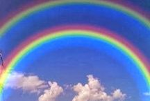 She's Like a Rainbow / She comes in colors everywhere........... / by Anny Veneziano