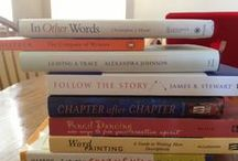 Spine Poetry  / Have fun: Create poetry from book titles!