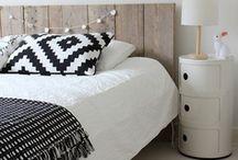 Bedrooms / by Julie Erickson