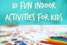 Kids Activities / Fun activities for kids to do, kids science experiments, keep kids busy, simple kids projects. / by Ashley Whipple
