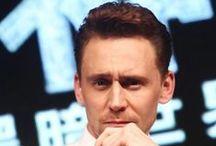 Tom Hiddleston / by BuenoGabriela♛