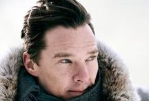 Benedict Cumberbatch / by BuenoGabriela♛