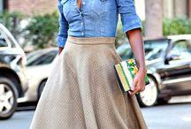 Fashion / Fashion that I like or like to wear...
