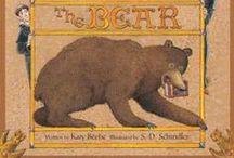 LIS 723- Bear Storytime Booklist