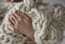 Tricot : inspiration / Toutes les jolies idées et les jolies images sur le thème du tricot sont rassemblées ici