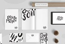 redesign / inspiration for branding projects