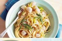 Recipes: Fish & Seafood / by Joanna Hurley