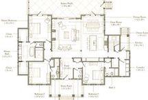 floor plans / by Nancy Van Matre