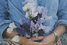 Fleurs / by Mlle Quincampoix