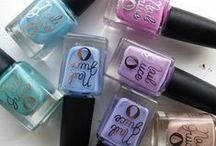 ˹ nail juice ˼ / A collection of the polishes I've created.   http://www.nailjuiceshop.com/