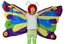 Costume DIY / Create your own costume for Halloween or dress-up play. / by Ashley Whipple