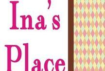 Printable Designs & Freebies by Ina Bela / Diseño Digital. Portafolio Creativo y Diseños Gratis para imprimir.