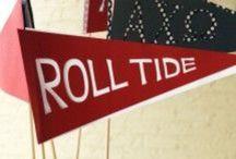 Roll Tide / by Monica Velasco