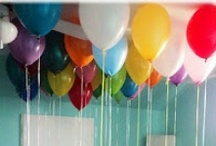 kids party ideas / by Christine Ryan-Johnson