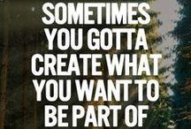 Inspiration Ideas / by Melissa Breker