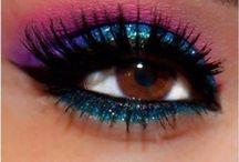 Makeup.. / by Tifney La'shea