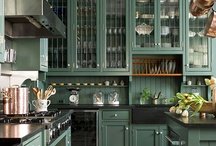 kitchens / by Cindy Takacs