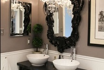 Bathrooms / by Audrey Parker