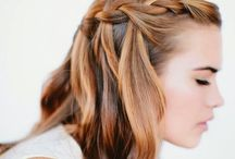Hairstyles / by Jennifer Guerra