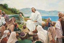 Teach the kiddies the gospel / by Sophia Fogt