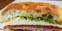 Scrumptious Sandwiches & Wraps