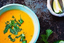 soups & chilis / by Dorothy Lane Market