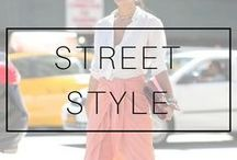 STREET STYLE / Street style outfit, fashion inspiration looks and ideas. Street style clothes, minimalist clothes, fashion trends, New york street style, London Street style, Paris street style.