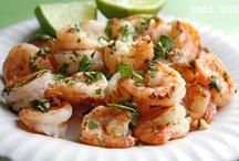 Seafood! / by Christine Ryan-Johnson