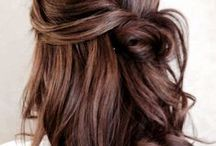 She: Hair / by Jennifer Vandermeer
