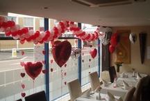 Amor y Amistad/San Valentín / Decoraciones, postres y regalos para una fiesta de Amor y Amistad o de San Valentín. / by LaCelebracion.com