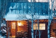 Cabin Fever / Cabin and outdoor decor and activities
