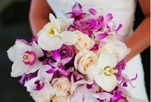 Bodas de Violetas / Bodas decoradas con distintas tonalidades de colores púrpura y lila. / by LaCelebracion.com