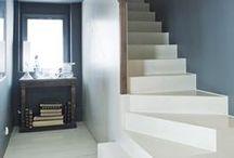 Design: Stairs / by Jennifer Vandermeer