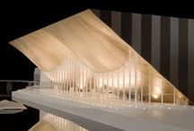 Architecture: Models / by Jennifer Vandermeer