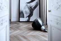 Surfaces: Flooring / by Jennifer Vandermeer