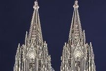 Religious Edifices / All Places Holy: Churches, Temples, Mosques, Chapels, Cathedrals...  / by Venus Cole