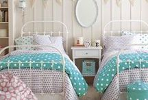 For the kiddos! / Decorating ideas, tricks and tips for your new home with your little ones in mind!