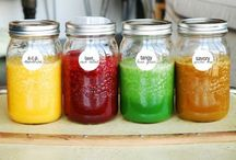 A smoothie a day... / by Sarah Riley Blackmon