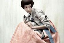 "Korean Classic Dress ""Hanbok"" / #Korean #Traditional #Style #Classic #Fashion #Dress"