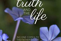 Bible - John / Inspirational #Bible quotes from the Gospel of John