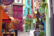 Visiting: London