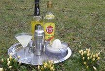 Cocktails, Drinks & Co. / Alkoholhaltige und alkoholfreie Getränke der Spielwiese