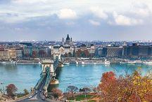 Visiting: Budapest