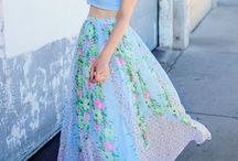 Dressing: Perfect Pastels