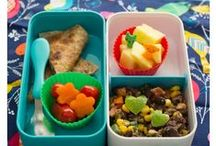 Healthy School Lunch Ideas / Healthy, beautiful, and delicious school lunches.